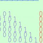 2進法の掛け算の解説